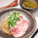 麺物語 つなぐ - つけ麺(醤油)