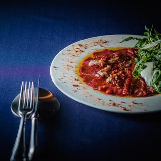 料理は素材の良さ引き出すため、出来る限りシンプルに。