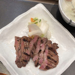 仙台 牛たん物語 - 料理写真: