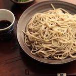 酒+蕎麦 な嘉屋 - 料理写真:もり蕎麦
