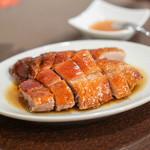 錦福 香港美食 - 香港式の焼きアヒル