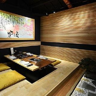 【個室】店内はゆったり空間が広がります。ぜひご予約下さい♪