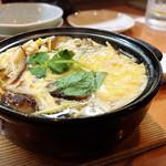 美魚味 - 黄ニラの卵とじ✩