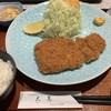 とんかつ大晃 - 料理写真:ロースカツ定食