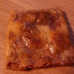 煎餅工房 さがえ屋 - 料理写真:染み染みのカリカリ♪