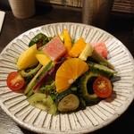 112645901 - 静岡北山農園のローカルサラダ
