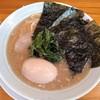 濱之家 - 料理写真:ラーメン 煮卵 油少なめ