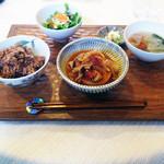 イマジン - 料理写真:るるるランチ 950円
