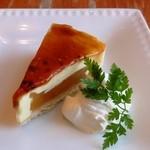 Cafe53 - 本日のケーキ 林檎のシブースト