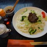 じゃじゃ麺・ランチ・炭火焼 もりおか - 料理写真:じゃじゃ麺(大盛り)