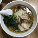 鴻翔中国料理 四川閣 - 拉麺