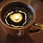 みちしるべ - ドリンク写真:菊池ブレンドコーヒー