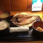 串ぼうず - 金華サバ定食800円