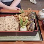 長平 - 寺島せいろ(1400円)