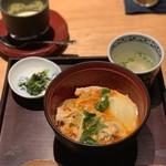 Kannonzakatorikou - ・選べる〆;親子丼(小)