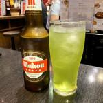 バルデリコ - マオウ ¥620 / 緑茶ハイ ¥460