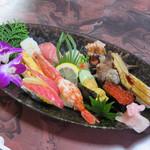 朝日寿司 - 料理写真: