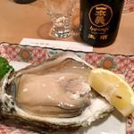 のんちゃん - 夏の岩牡蠣