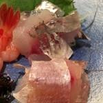 のんちゃん - 小鯛の昆布〆