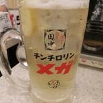 串カツ田中 - ジムビーム奇数740円