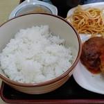 ひまわり亭 - ●ミックス定食 1,000円 2019年07月