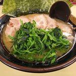 大吉家 - チャーシュー麺(ホウレンソウ増し)