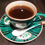 風雅すたいる カフェ - セットの珈琲