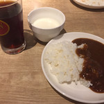 世界のビール博物館 - カレー