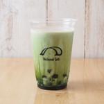 ベシャメルカフェ - 【TAPIOCA】京都辻利抹茶ミルク