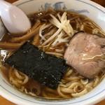 福○家 - 料理写真:拉麺 620円。