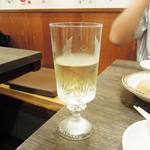 居酒屋 大ざわ - 白ワイン