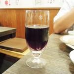 居酒屋 大ざわ - 赤ワイン