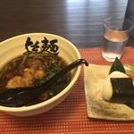 よも麺てんき - ZASHIKIランチ¥1,380