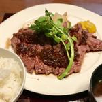 Niou - シャリアピンステーキ2,550円
