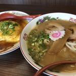 チャンピオン - 天津飯セット♪ 900円