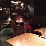カフェ・アドレス - 内観