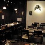 赤坂聳え別館 となり - 山小屋のような開放的な空間は、30名様~50名様で貸切できます!