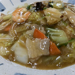 食事の店 燕京 - 料理写真: