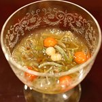 112705733 - 蓴菜の酢の物