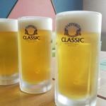 112706373 - ビールはクラシック。