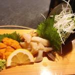 活魚寿司浜乃家 - 料理写真: