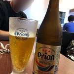 TONKOTSU ITTOU - オリオンビール