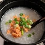 広東料理セレブリティクラブ セラリ迎賓館 - [料理] 中華粥 アップ♪w ①