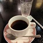 広東料理セレブリティクラブ セラリ迎賓館 - [ドリンク] Hot珈琲 (ブレンド) アップ♪w