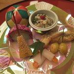 胡蝶 - 前菜