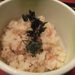 胡蝶 - 鮭御飯
