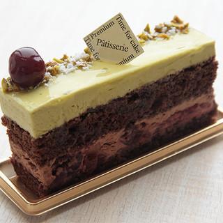 ティータイムには、シェフ特製の手作りケーキ♪お土産にも人気!
