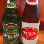 サイゴン・レストラン - サイゴンスペシャル 700円/サイゴン 650円