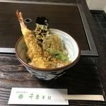 千束そば - 料理写真:ミニ天丼