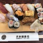 天史朗寿司 - 料理写真:特上